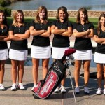 Bethune-Cookman women's golf team
