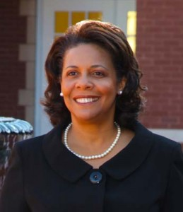 Mississippi Valley State University President Donna Oliver