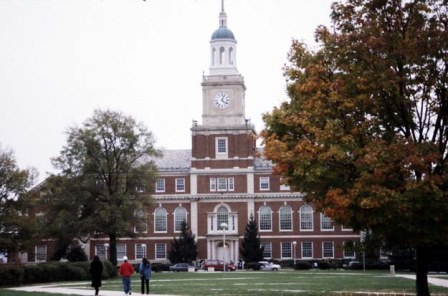 HBCUs like Howard University are seeing their endowments bounce back after the recession.