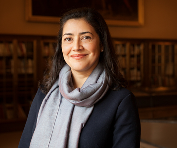"""Dr. Diana Ramírez-Jasso advises new faculty members to help their students """"develop the skills to understand everything they learn in a larger context of social and historical relevance."""""""