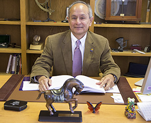 San Francisco State University President Leslie Wong is a rarity in the academy ― an Asian American in an executive position.