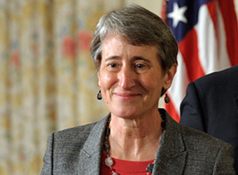 Interior Secretary Sally Jewell said she wants to highlight sites and events connected to the LGBT community that are relevant to portraying a more complete picture of the nation's history.
