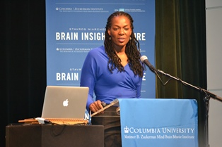 Dr. Valerie Purdie-Vaughns, an associate professor of psychology at Columbia University, says that a targeted classroom intervention closed the achievement gap for African-American students.