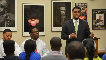 """University of Connecticut professor Dr. Joseph Cooper says that some outcomes are a """"product of systemic inequalities and the devaluation of educating and preparing Black males for success in life beyond athletic contexts."""""""
