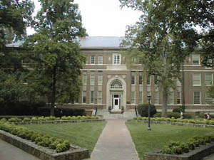 In a vote of 10-3, the trustees announced on Thursday that Saunders Hall would be renamed Carolina Hall.