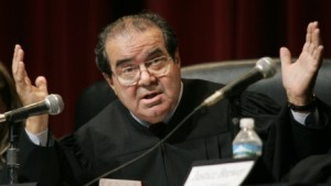 Supreme Court Justice Antonin Scalia, 79, died Saturday.