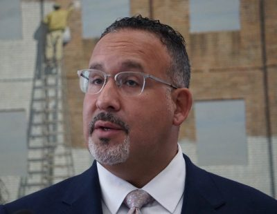 Who is Conn. education commissioner Miguel Cardona, Biden's choice for education secretary?