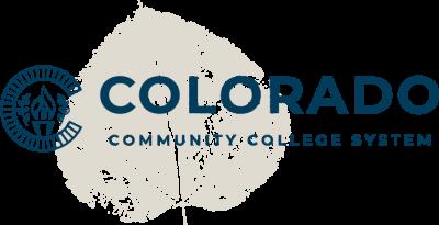 Logo for Colorado Community College System