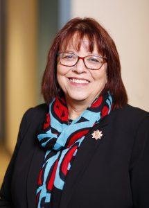 Dr. Cheryl Crazy Bull